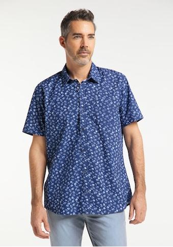 Pioneer Authentic Jeans Herrenhemd Print Regular Fit kaufen