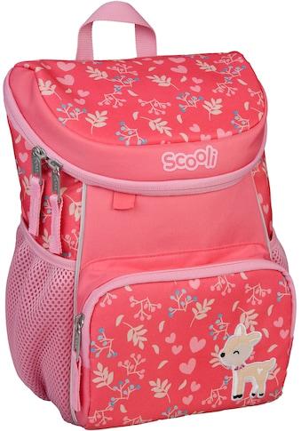 Scooli Kinderrucksack »Mini-Me, Daisy Deer«, Reflektoren kaufen