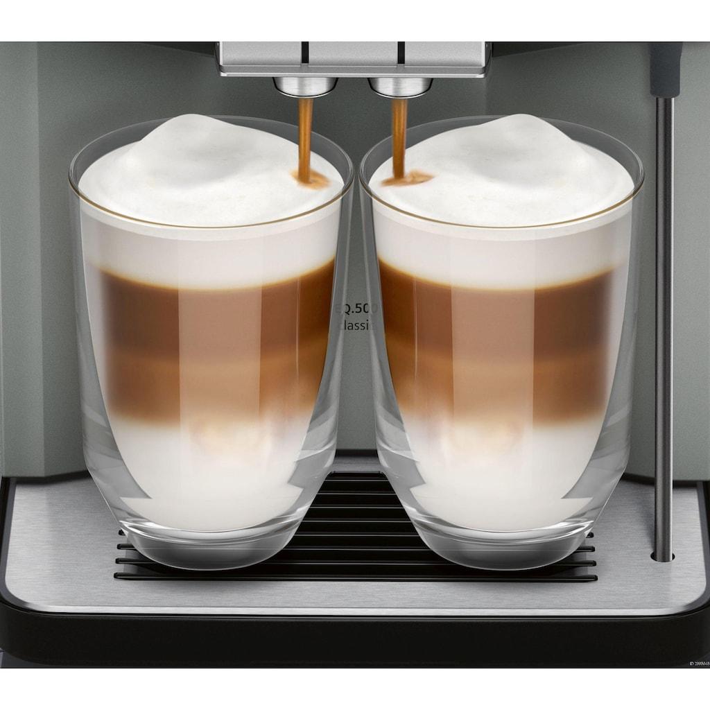 SIEMENS Kaffeevollautomat »EQ.500 classic«