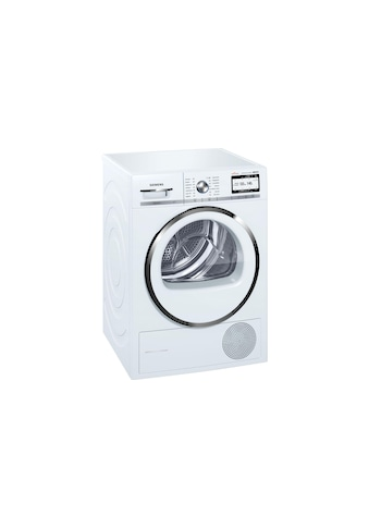 SIEMENS Waschmaschine, WT7HY791CH kaufen