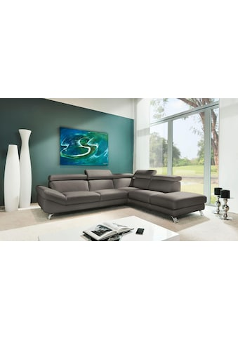 PLACES OF STYLE Ecksofa »Laura323« kaufen