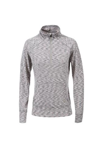 Trespass Fleeceshirt »Damen Moxie Fleece-Top mit Reissverschluss bis zur Brust« kaufen