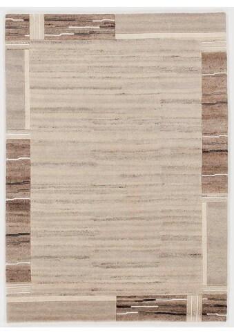 OCI DIE TEPPICHMARKE Orientteppich »Savana Kite«, rechteckig, 6 mm Höhe, handgeknüpft, Wohnzimmer kaufen