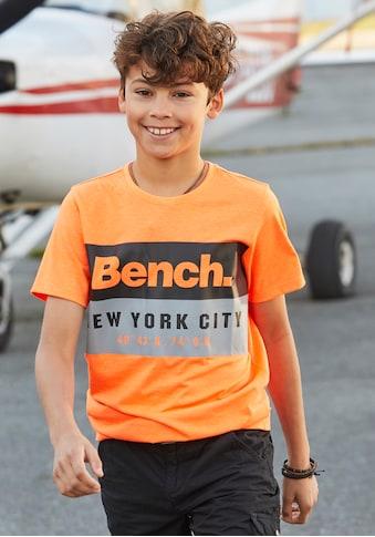 Bench. T-Shirt »NEW YORK CITY« kaufen