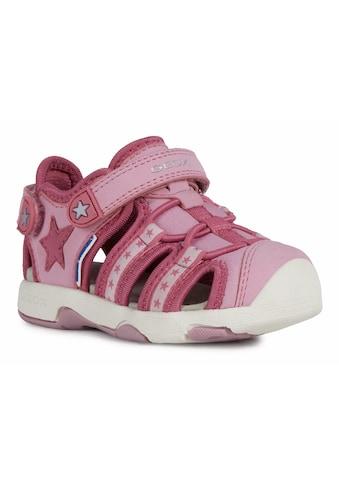 Geox Kids Sneaker »B Sandal Multy Girl« acheter