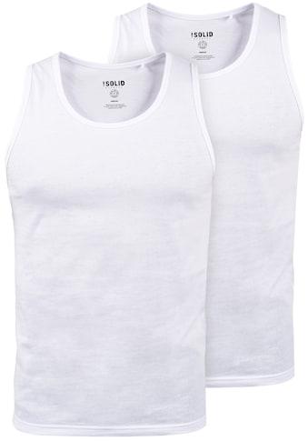 Solid Tanktop »Casal«, Ärmelloses Shirt im 2er-Pack kaufen