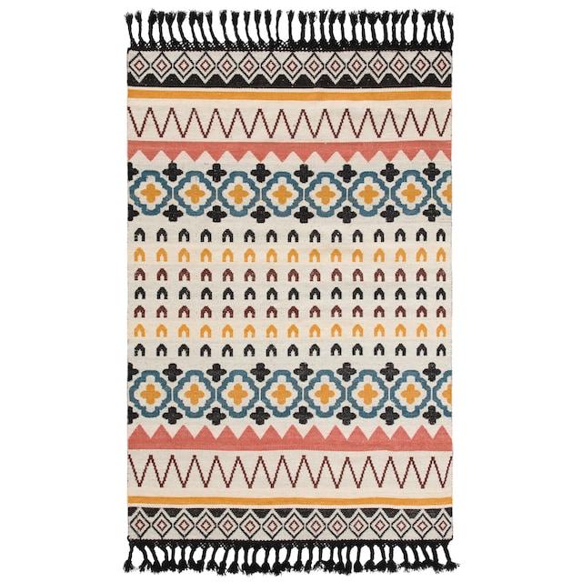 Teppich, »Peru«, Guido Maria Kretschmer Home&Living, rechteckig, Höhe 6 mm, handgewebt