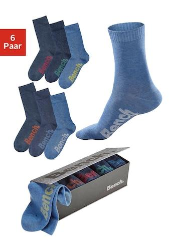 Bench. Socken (6 Paar) kaufen