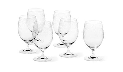 LEONARDO Glas »Leonardo Trinkglas Chateau 44411 dl,«, (6 tlg.), 6 teilig Klarglas mit... kaufen
