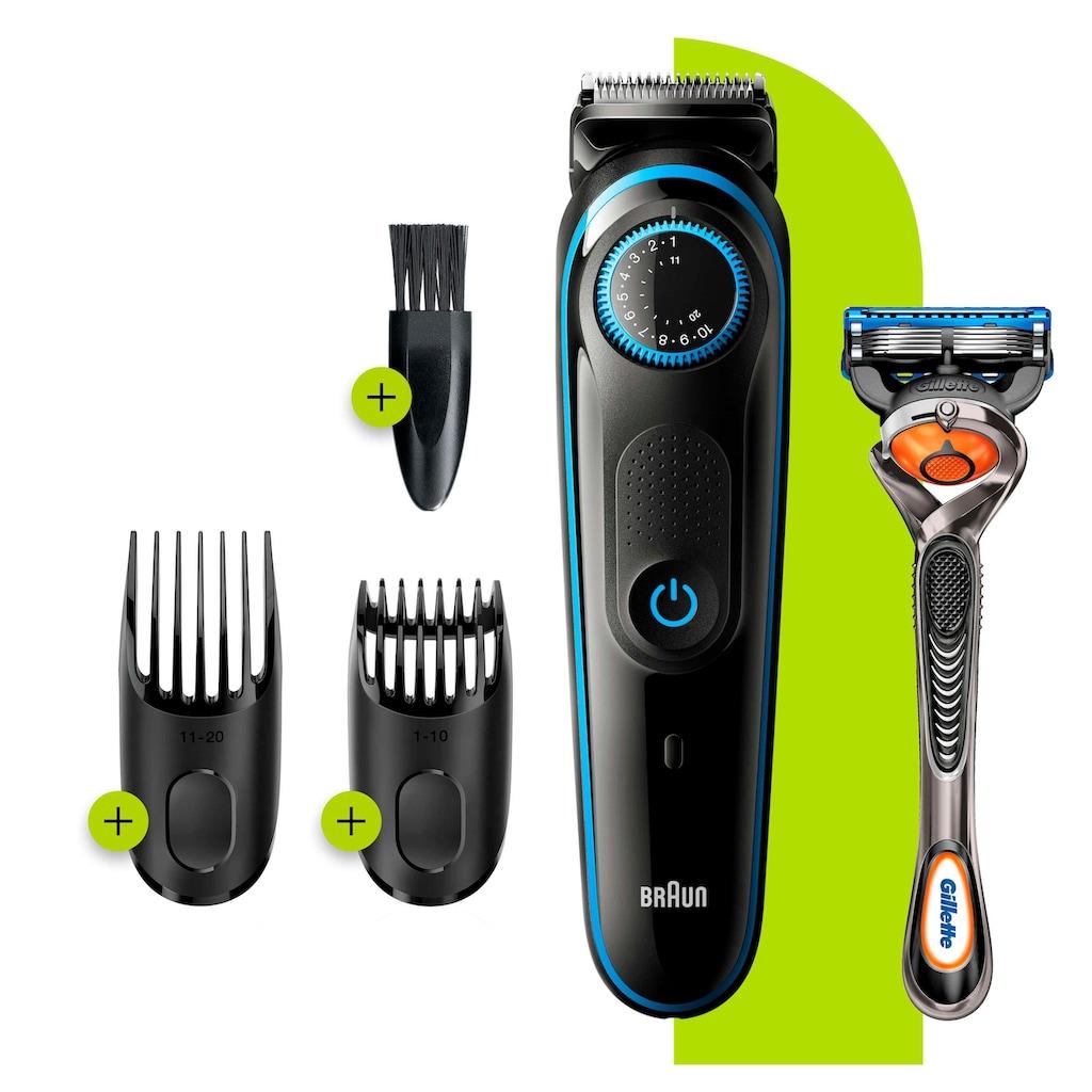 Braun Haar- und Bartschneider »Barttrimmer BT5240«, 39 Längeneinstellungen