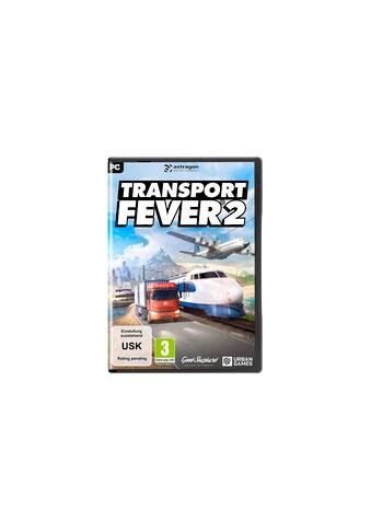 Astragon Spiel »Transport Fever 2«, PC kaufen
