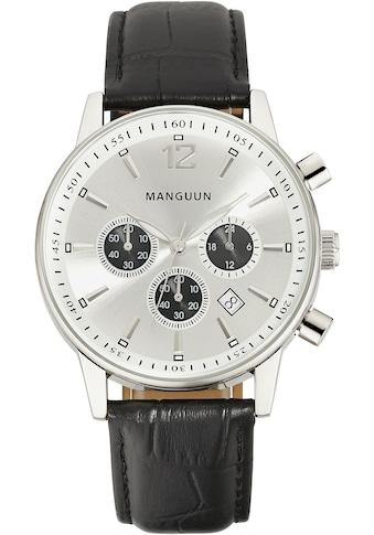 MANGUUN Chronograph »MUGA-20304-22L« kaufen