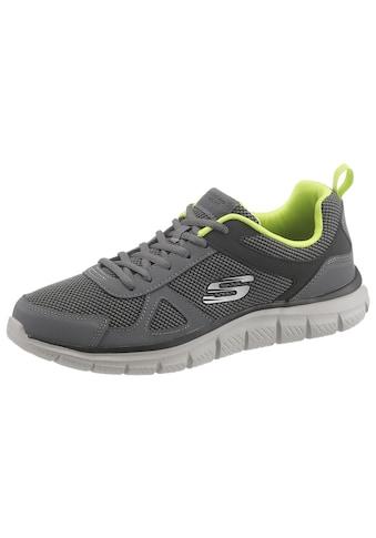 Skechers Sneaker »Track«, mit seitlichem Logo kaufen
