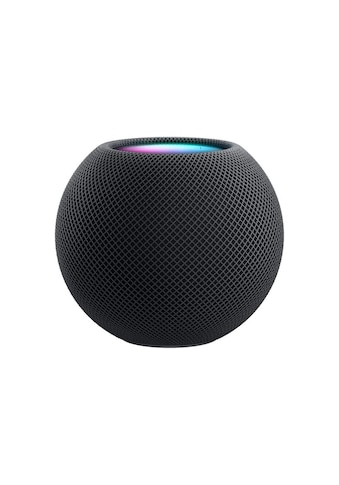 Apple Bluetooth-Speaker »HomePod mini Space Grau« kaufen