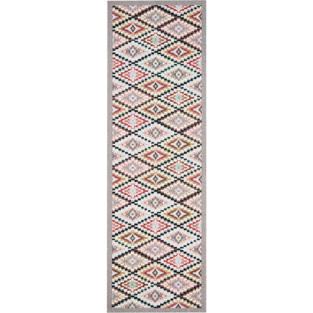 Zala Living Läufer »Navajo«, rechteckig, 5 mm Höhe, waschbar, rutschhemmend