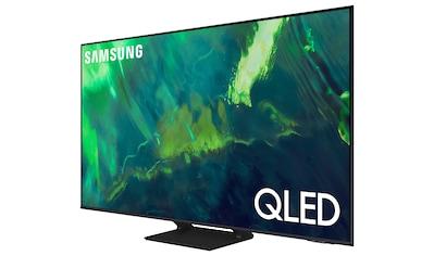 """Samsung QLED-Fernseher »QE55Q70A ATXXN QLED«, 138 cm/55 """", 4K Ultra HD kaufen"""
