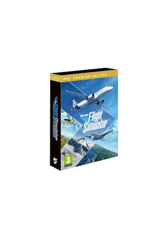 Microsoft Spiel »Flight Simulator - Premium Deluxe«, PC, Standard Edition kaufen