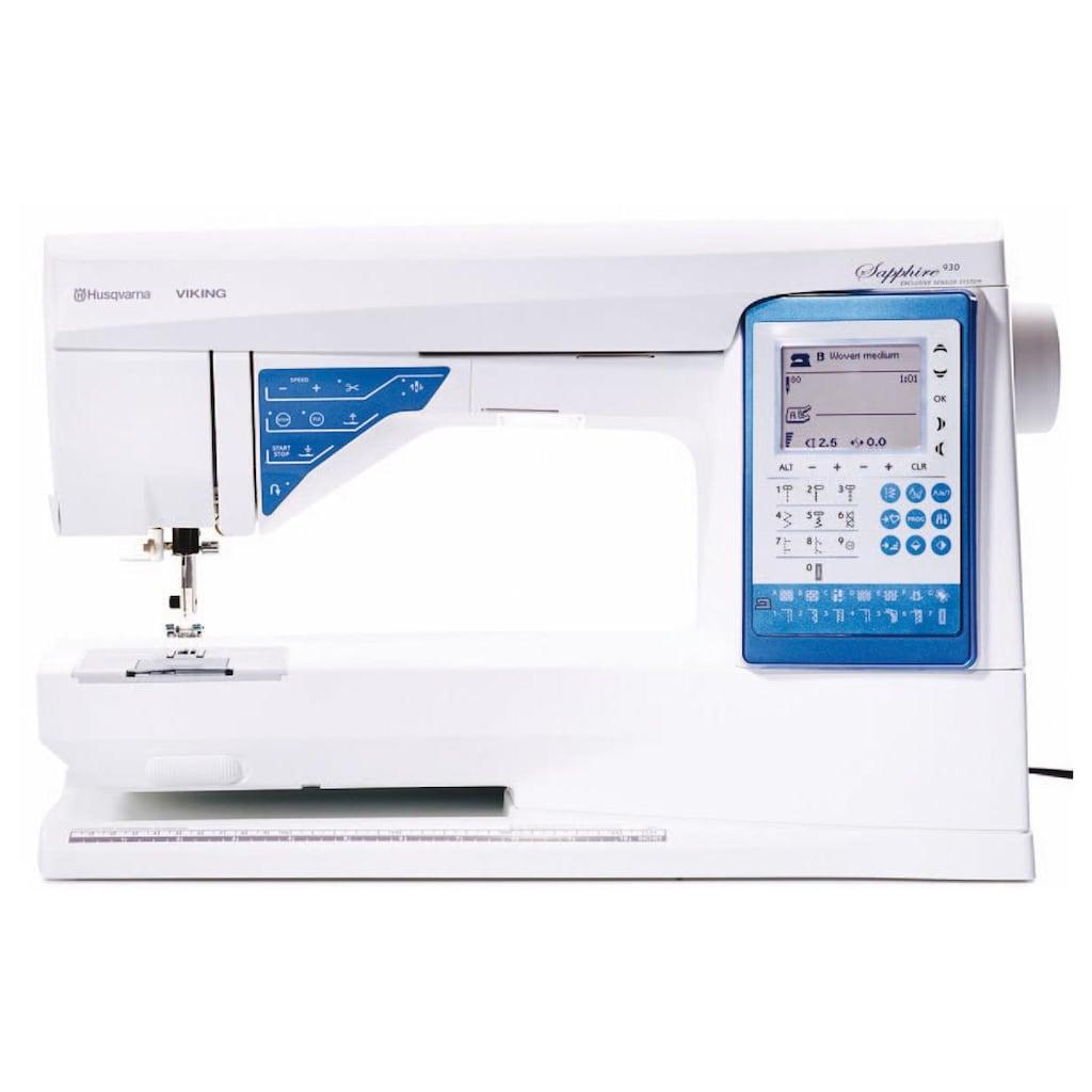 Husqvarna Nähmaschine »Sapphire 930«