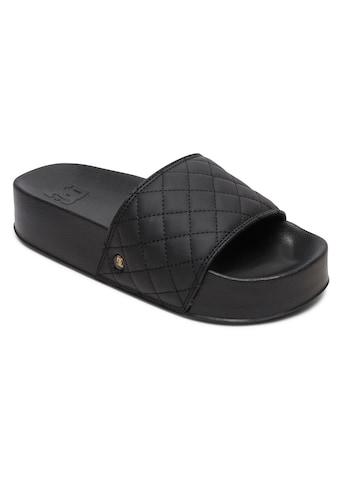 DC Shoes Sandale »DC Slide Platform SE« kaufen