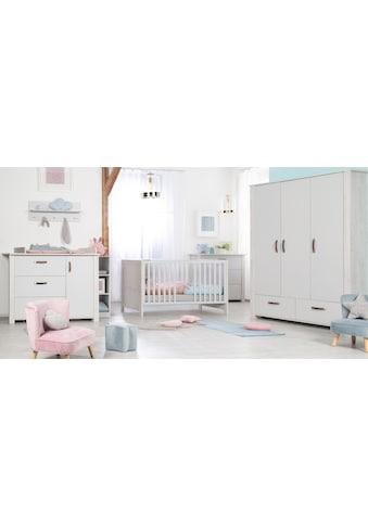 roba® Babyzimmer - Komplettset »Mila« (3 - tlg) kaufen