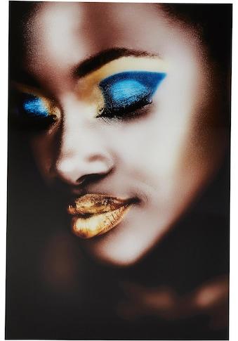 Premium collection by Home affaire Acrylglasbild »Fashion - Face« kaufen