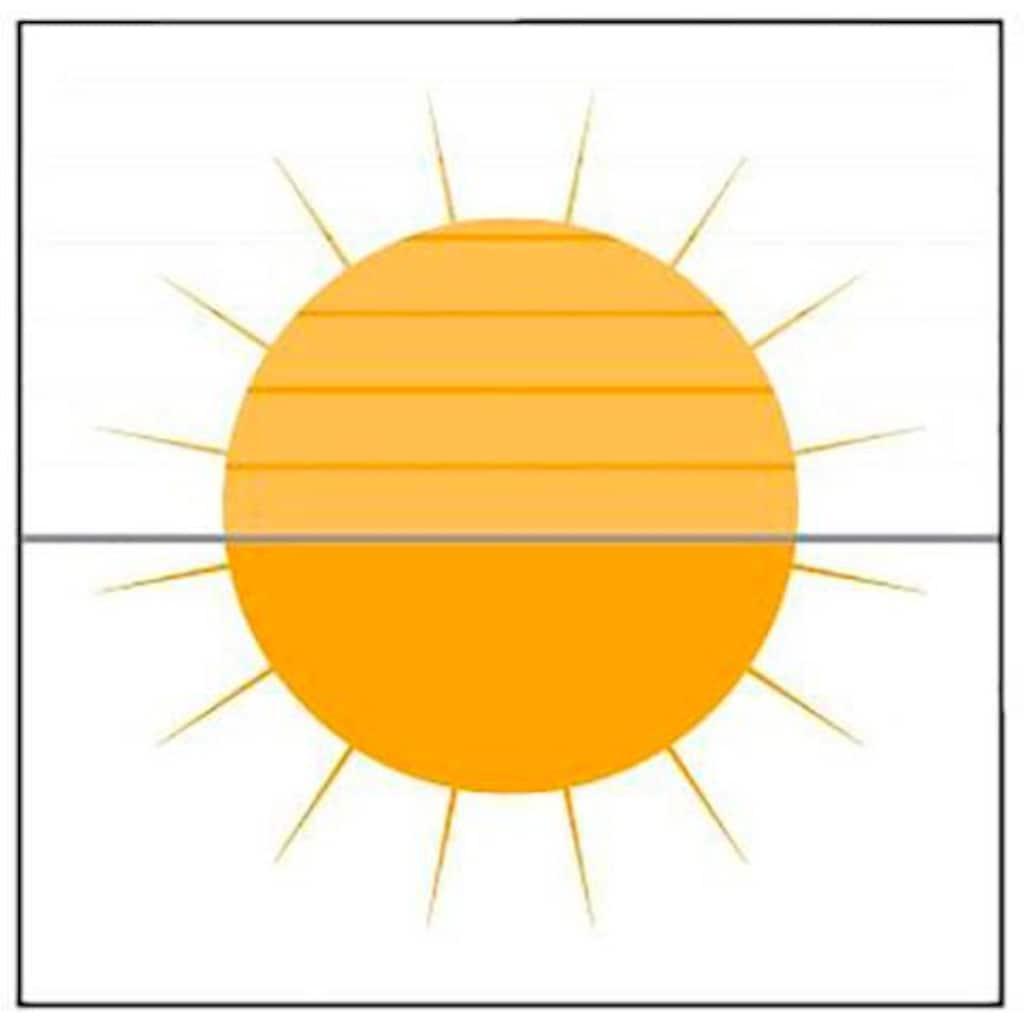 sunlines Plissee nach Mass »Classic Style Crepe«, Lichtschutz, verspannt, Crepe-Optik