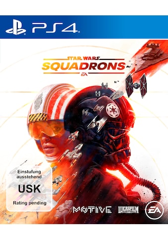 Electronic Arts Spiel »Star Wars™: Squadrons«, PlayStation 4 kaufen