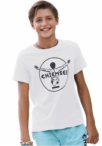 Chiemsee T - Shirt »mit Logo« kaufen