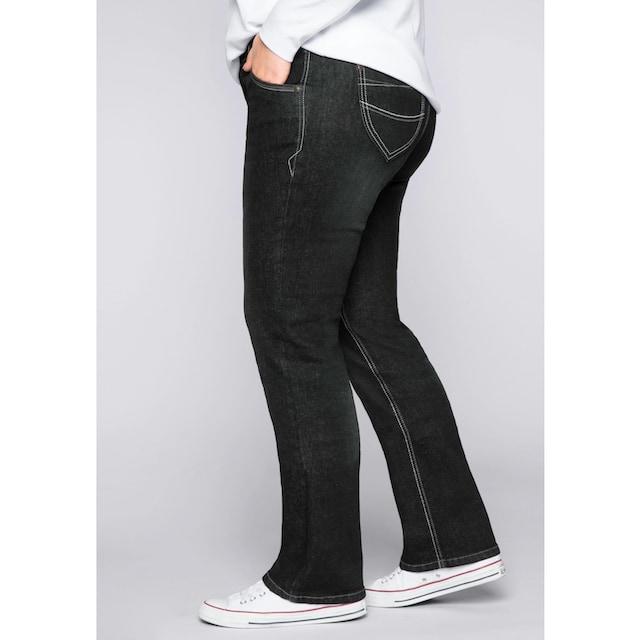 Sheego Stretch-Jeans