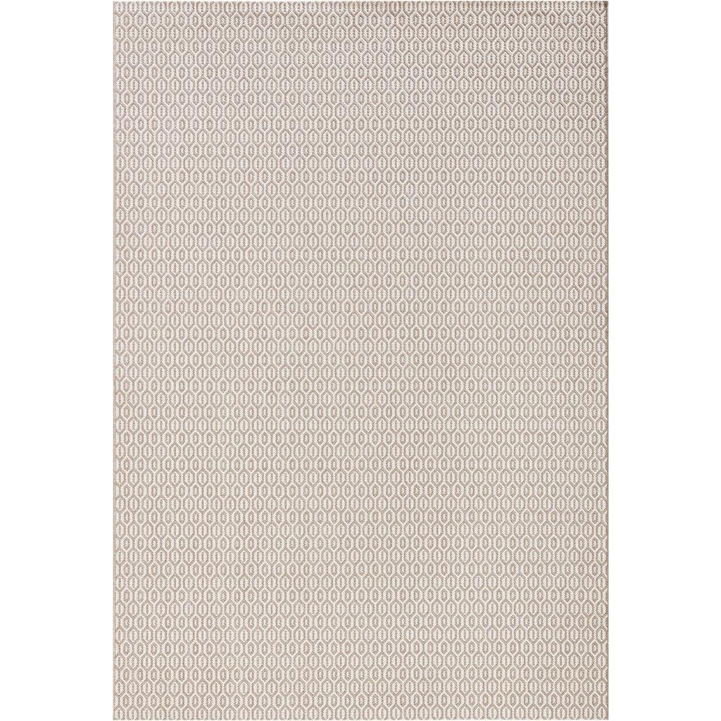bougari Teppich »Coin«, rechteckig, 8 mm Höhe, Sisal-Optik, In- und Outdoorgeeignet, Wohnzimmer