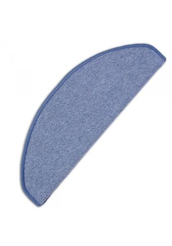 Living Line Stufenmatte »Torronto«, halbrund, 5 mm Höhe, melierte Schlinge, 15 Stück in einem Set kaufen