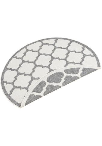 Teppich, »Palermo«, bougari, rund, Höhe 5 mm, maschinell gewebt kaufen