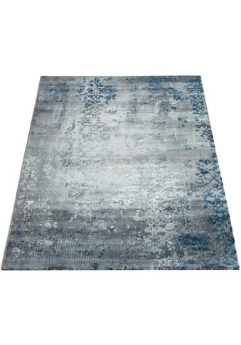 Teppich, »Victory 608«, Paco Home, rechteckig, Höhe 16 mm, maschinell gewebt kaufen