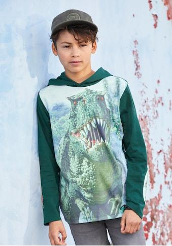 KIDSWORLD Kapuzenshirt »T-Rex« kaufen