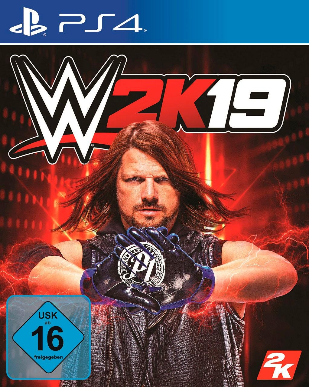 Image of WWE 2K19 PlayStation 4
