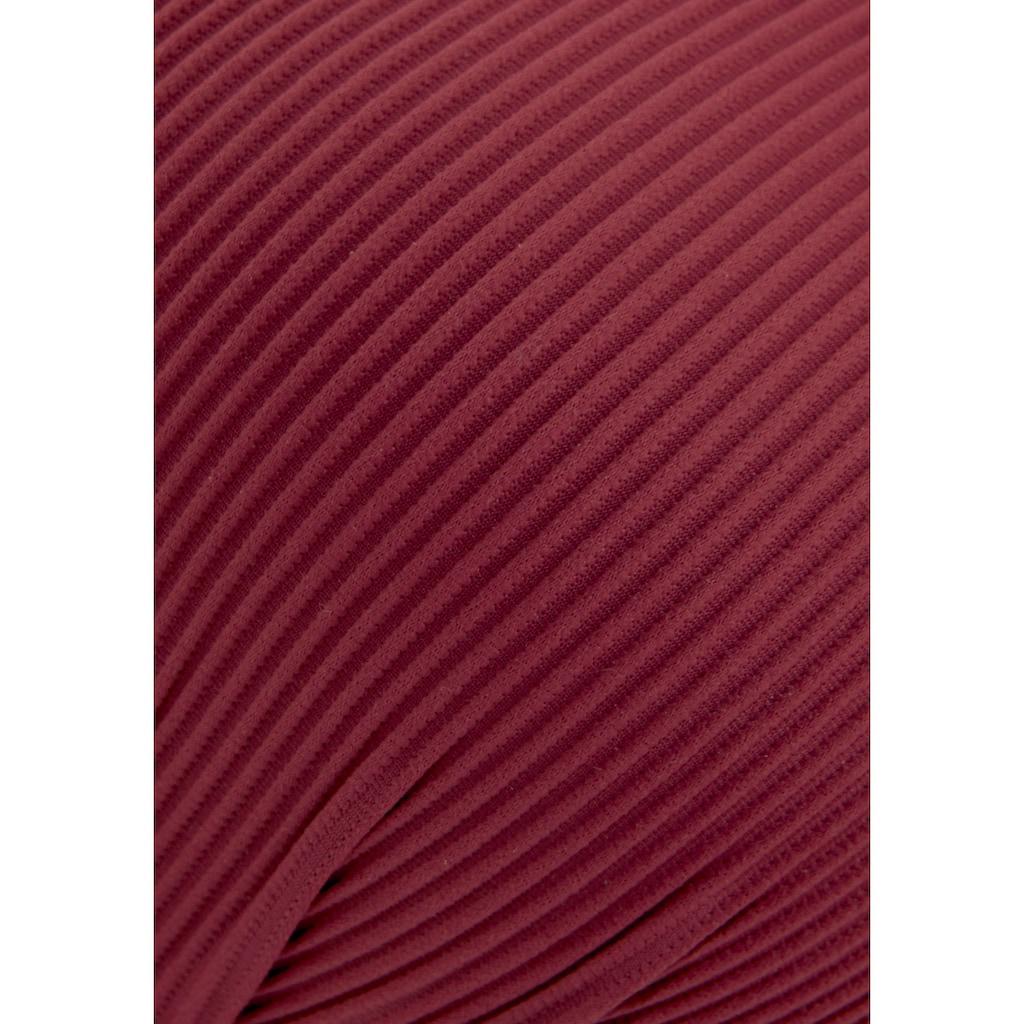Sunseeker Push-Up-Bikini-Top »Fancy«, aus eleganter Strukturware