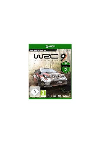 nacon Spiel »WRC 9«, Xbox One, Standard Edition kaufen