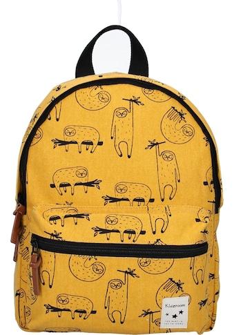 Kidzroom Kinderrucksack »Animal Academy S, Sloth« kaufen