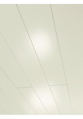 PARADOR Verkleidungspaneel »Novara«, Esche weiss glänzend, 6 Paneele, 2,46 m² kaufen