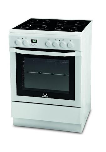 Indesit Elektro-Standherd »I6VMC6A W GR«, I6VMC6A W GR kaufen