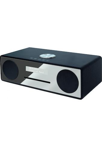 DAB+ Radio, soundmaster, »DAB950 Schwarz« kaufen