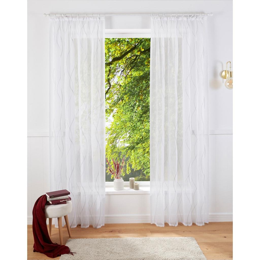 Guido Maria Kretschmer Home&Living Gardine »Mila«, democratichome Edition