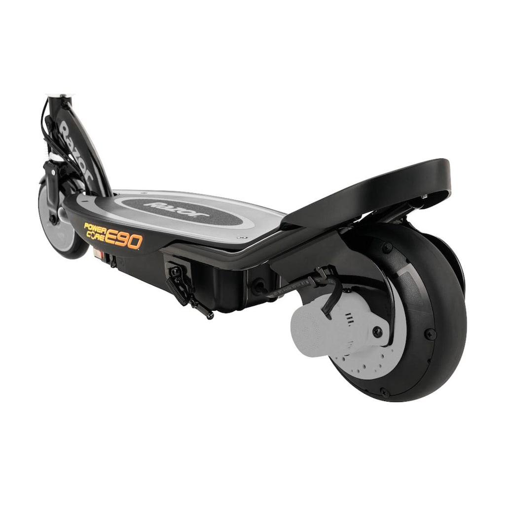 Razor E-Scooter »Power Core E90 Black«