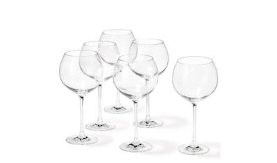 LEONARDO Rotweinglas »Leonardo Rotweinglas Cheers, Burgun«, (6 tlg.), 6 teilig... kaufen