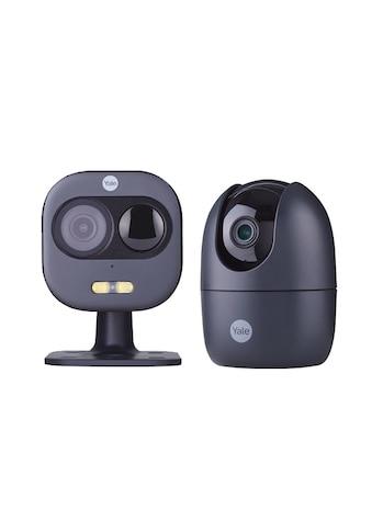 Yale Smart Home Kamera »Haustürkamera + Wi-Fi Innenkamera (Schwenk-und Neigbar)«,... kaufen