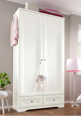 Home affaire Kleiderschrank »Lucy« kaufen