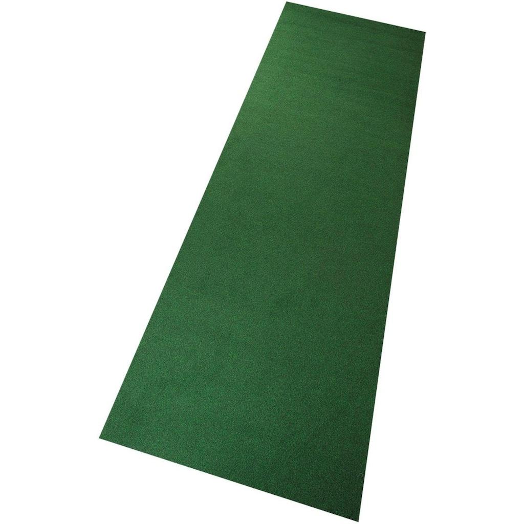 Living Line Teppich »Kunstrasen«, rechteckig, 8 mm Höhe, In- und Outdoor geeignet, Meterware, Wohnzimmer