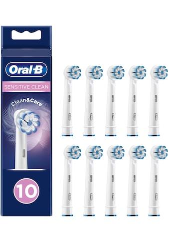 Oral B Aufsteckbürsten »Sensitive Clean« kaufen