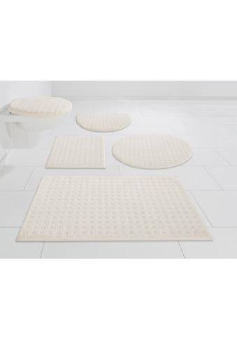 andas Badematte »Refik«, Höhe 8 mm, rutschhemmend beschichtet, schnell trocknend, Pastell kaufen