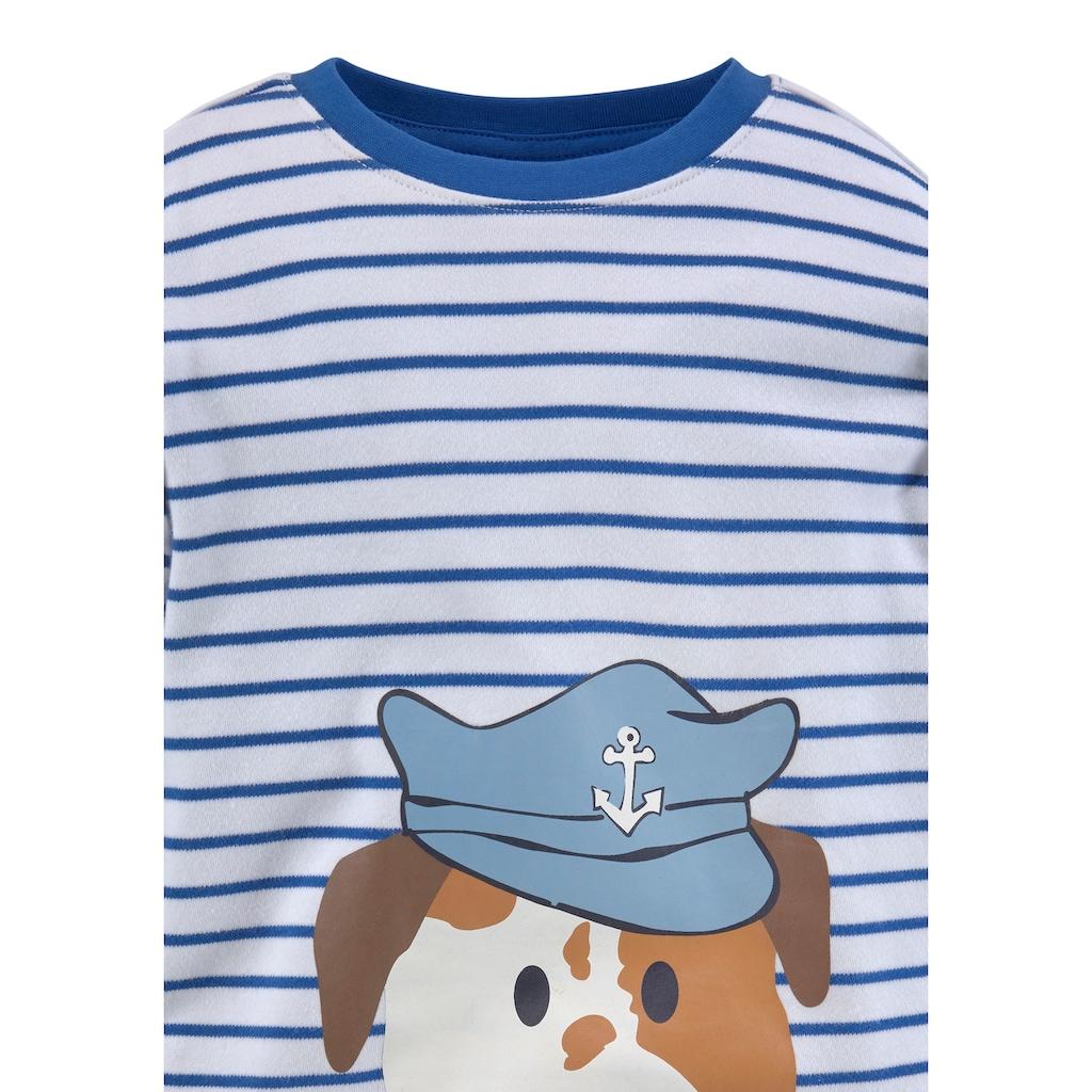 KIDSWORLD Shirt & Hose, mit Hundedruck